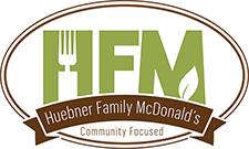 Huebner McDonalds Logo
